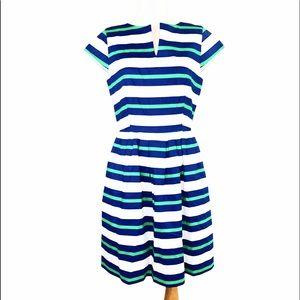 Elizabeth McKay Fit & Flare Sun Dress New Sz 10